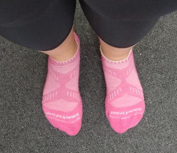 Nice warm (dry) socks