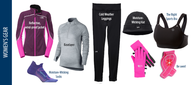 womens cold weather